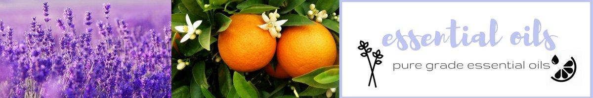 Healing Hazel Essential Oils: Pure grade essential oils.